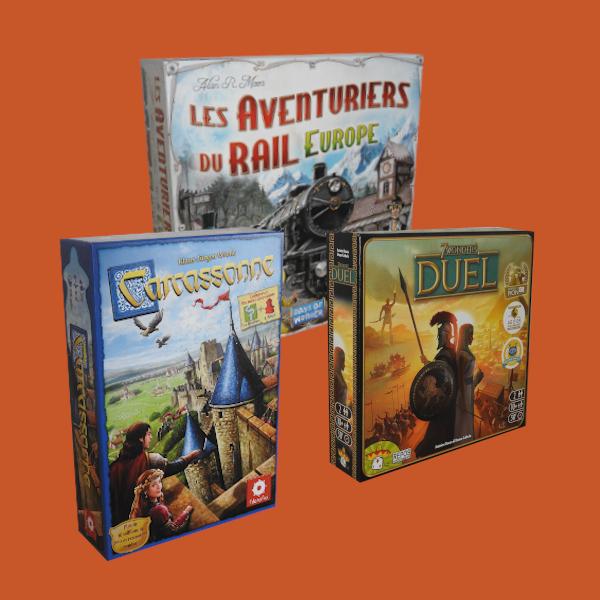 Location jeux de stratégie - Rodez - Aveyron