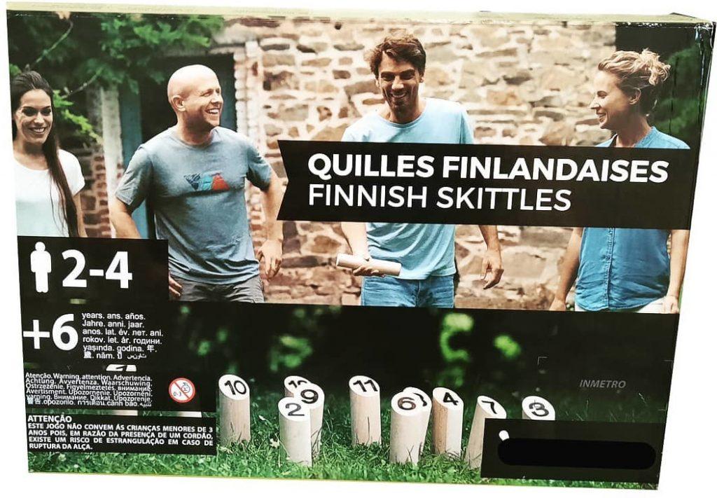 Quilles finlandaises